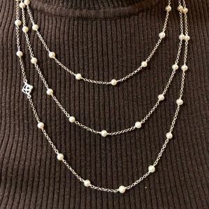David Yurman Pearl's Necklace Chain